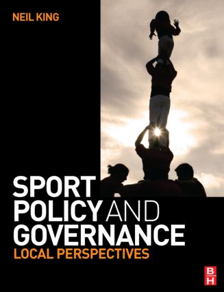 Sport Policy and Governance: 1st Edition (Paperback) book cover