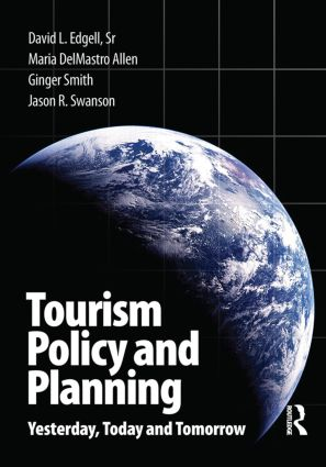 Tourism Policy and Planning (Paperback) book cover