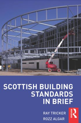 Scottish Building Standards in Brief book cover