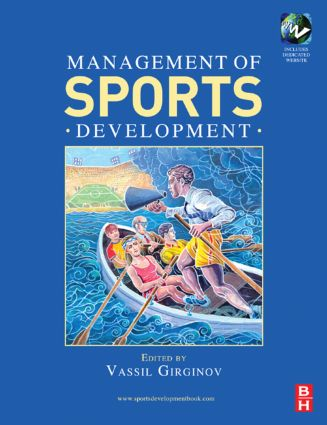 Management of Sports Development (Paperback) book cover