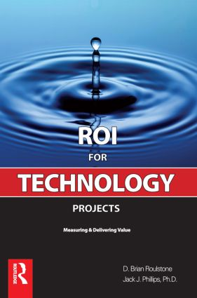ROI for Technology Projects: 1st Edition (Paperback) book cover