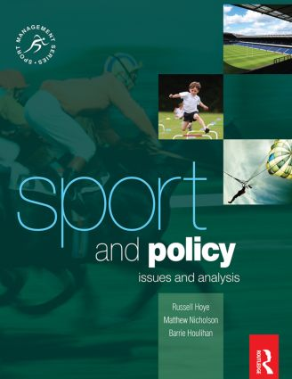 Sport and Policy (Paperback) book cover