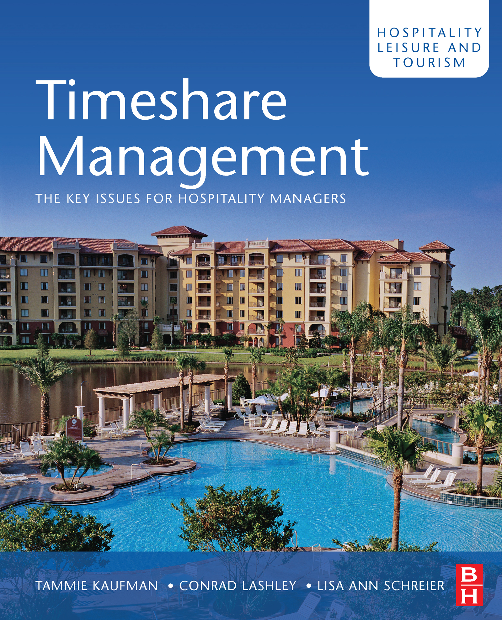 Timeshare Management (Paperback) book cover