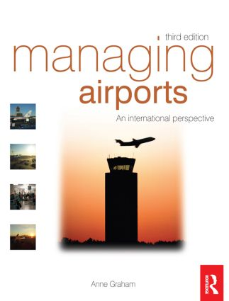 Managing Airports: 3rd Edition (Paperback) book cover