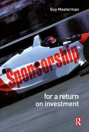 Sponsorship: For a Return on Investment book cover
