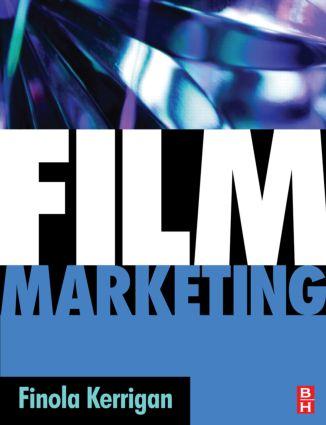 Film Marketing (Hardback) book cover