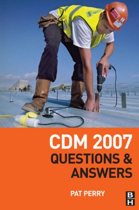 CDM 2007: 1st Edition (Paperback) book cover