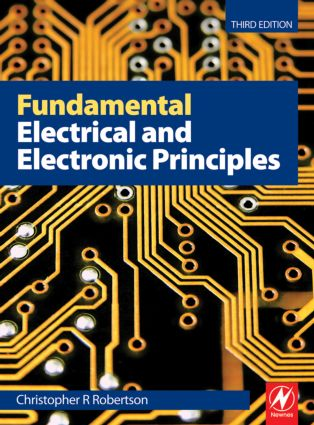 Fundamental Electrical and Electronic Principles, 3rd ed: 3rd Edition (Paperback) book cover