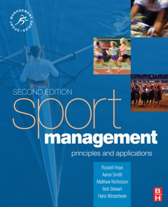 Sport Management book cover