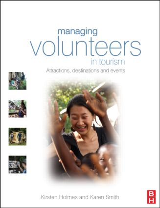 Managing Volunteers in Tourism (Paperback) book cover