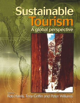 Sustainable Tourism: 2nd Edition (Paperback) book cover