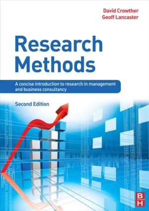 Research Methods: 2nd Edition (Paperback) book cover
