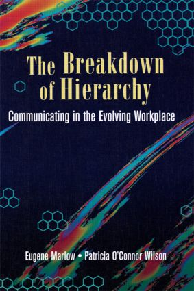 The Breakdown of Hierarchy (Paperback) book cover