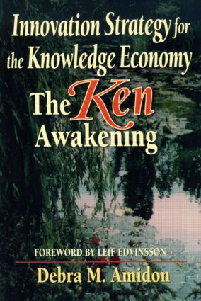 Innovation Strategy for the Knowledge Economy (Paperback) book cover