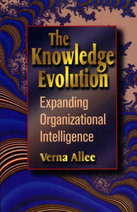 The Knowledge Evolution: 1st Edition (Paperback) book cover
