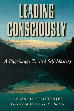 Leading Consciously: 1st Edition (Paperback) book cover