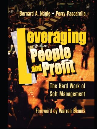 Leveraging People and Profit: 1st Edition (Paperback) book cover