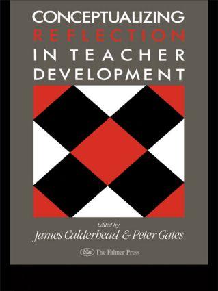 Conceptualising Reflection In Teacher Development
