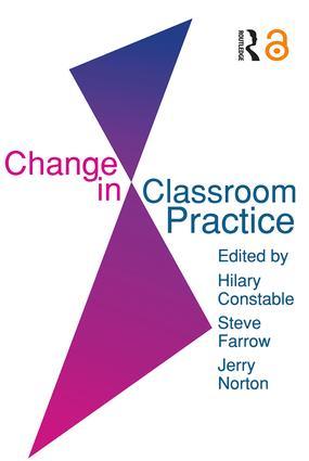 Change In Classroom Practice