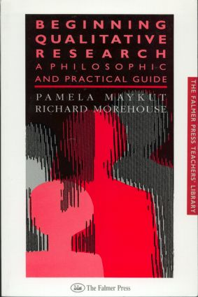 Beginning Qualitative Research: A Philosophical and Practical Guide book cover