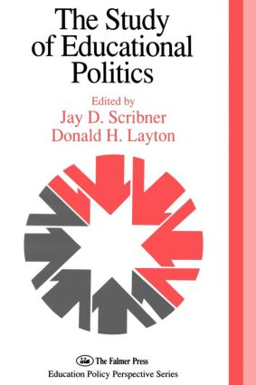 The Study Of Educational Politics