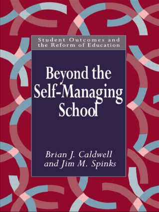 Beyond the Self-Managing School: 1st Edition (Paperback) book cover