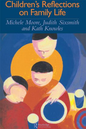 Children's Reflections On Family Life: 1st Edition (Paperback) book cover