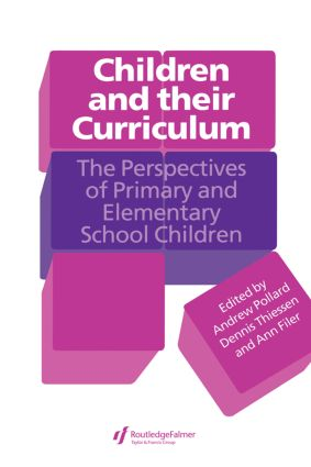 Children And Their Curriculum