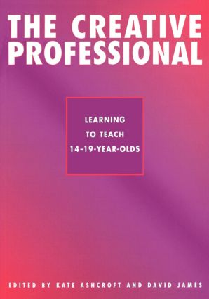 CREATIVE PROFESSIONAL: 1st Edition (Paperback) book cover