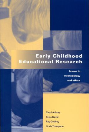 Ethnography for early childhood settings