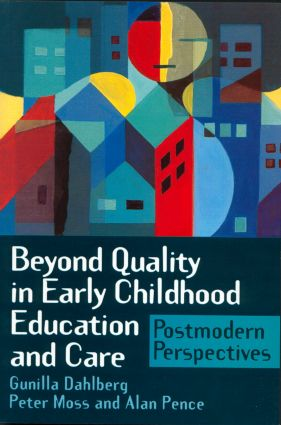 Beyond Quality in Early Childhood Education and Care: Languages of Evaluation book cover