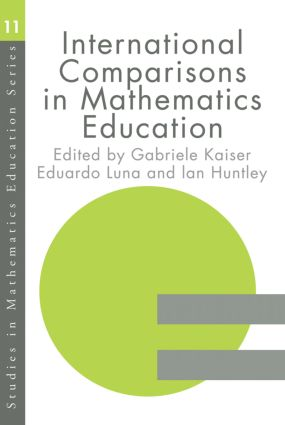 International Comparisons in Mathematics Education: 1st Edition (e-Book) book cover