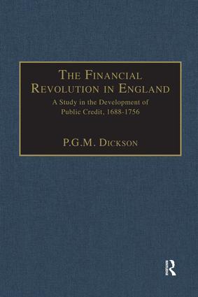 The Financial Revolution