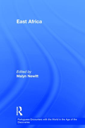East Africa book cover