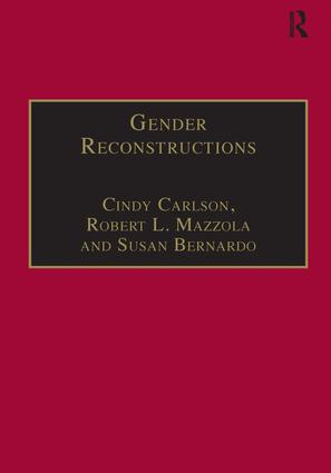 Gender Reconstructions: Pornography and Perversions in Literature and Culture, 1st Edition (Paperback) book cover