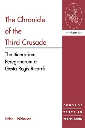 The Chronicle of the Third Crusade