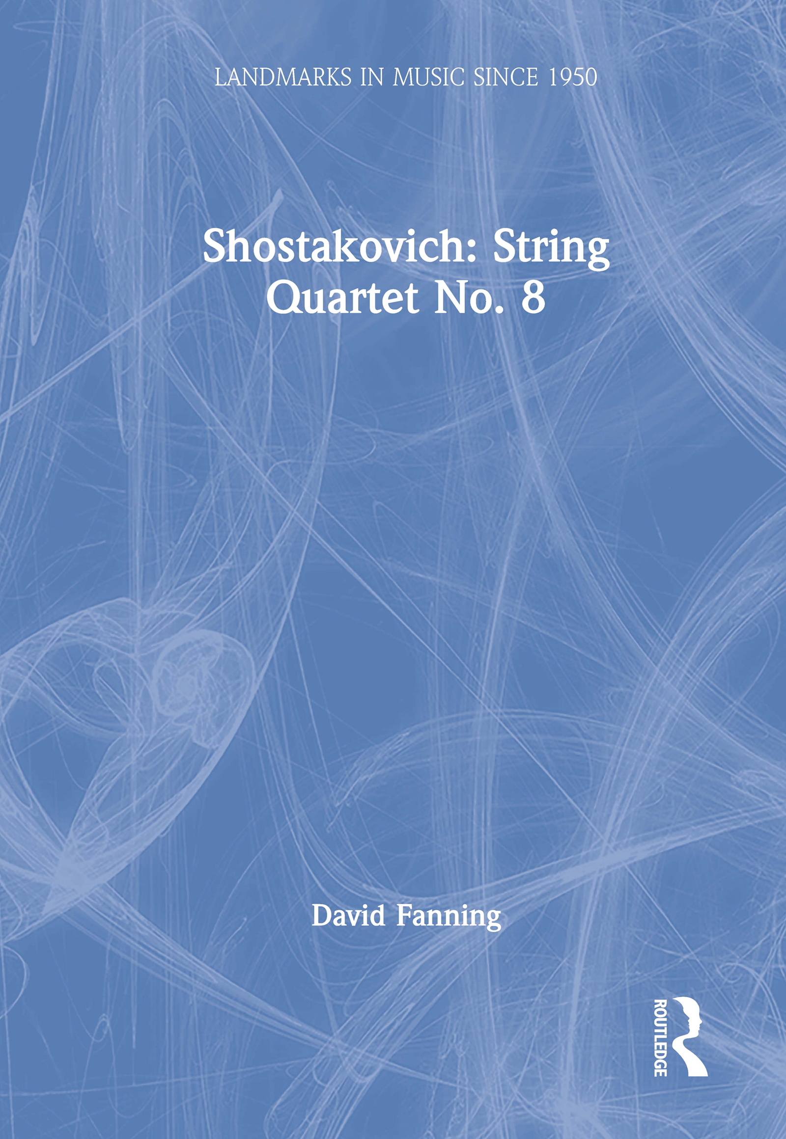 Shostakovich: String Quartet No. 8 book cover