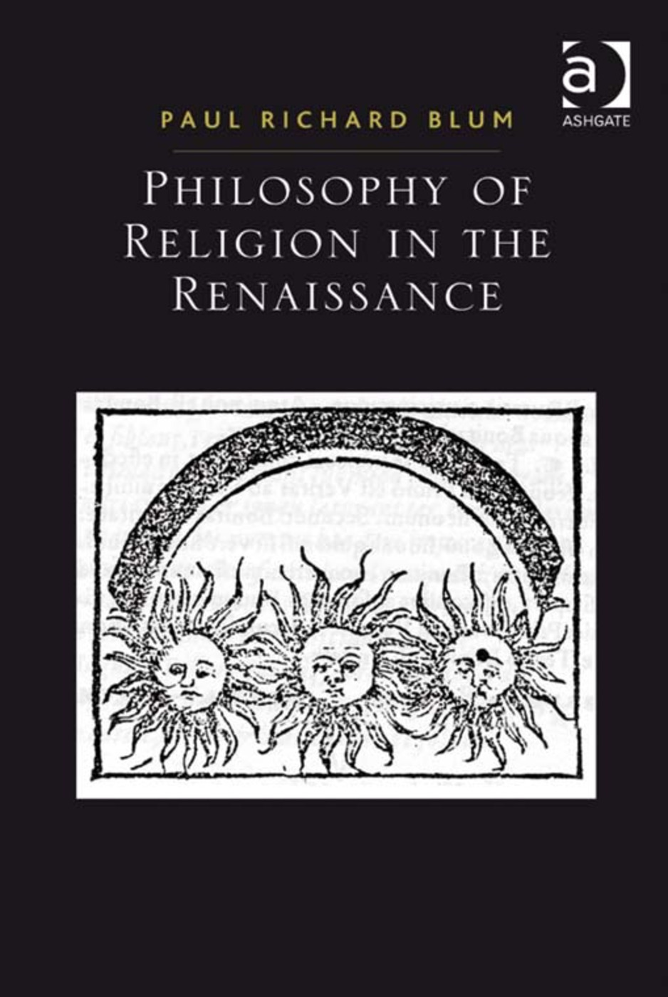 Philosophy of Religion in the Renaissance book cover