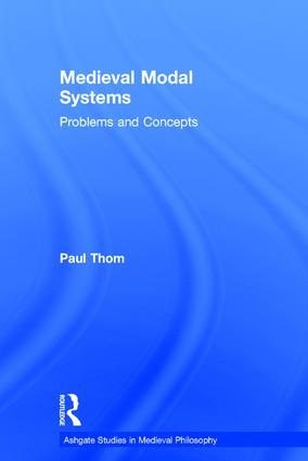Medieval Modal Systems: Problems and Concepts book cover