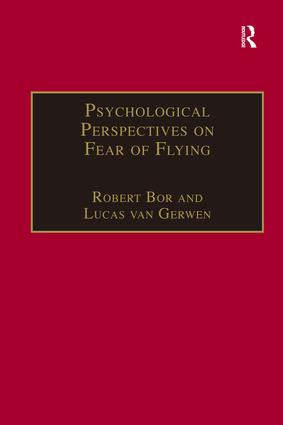 Personality Pathology and Fear of Flying: Cognitive-behavioural Treatment Outcome