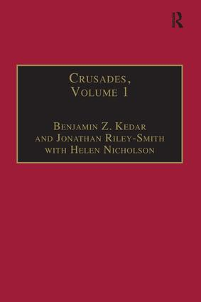 Crusades: Volume 1 book cover