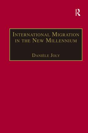 International Migration in the New Millennium: Global Movement and Settlement book cover