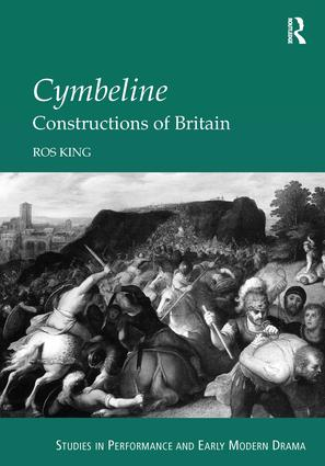 Cymbeline: Constructions of Britain, 1st Edition (Hardback) book cover