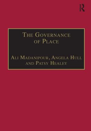 The Governance of Place: Space and Planning Processes, 1st Edition (Paperback) book cover