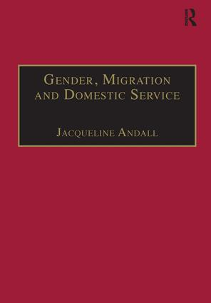 Domestic Work and Family Life