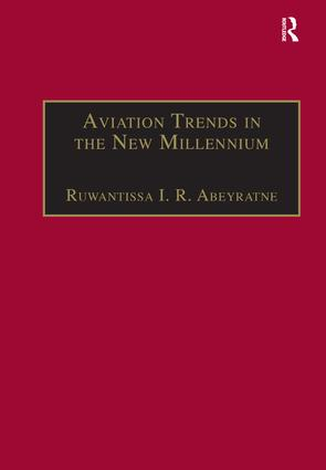 Aviation Trends in the New Millennium: 1st Edition (Hardback) book cover