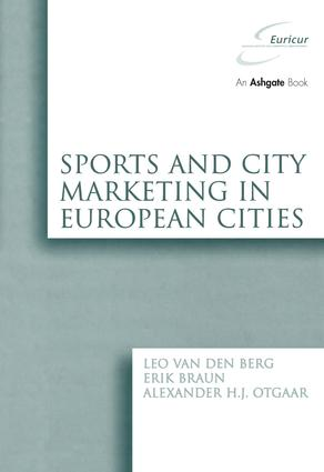 Sports and City Marketing in European Cities book cover