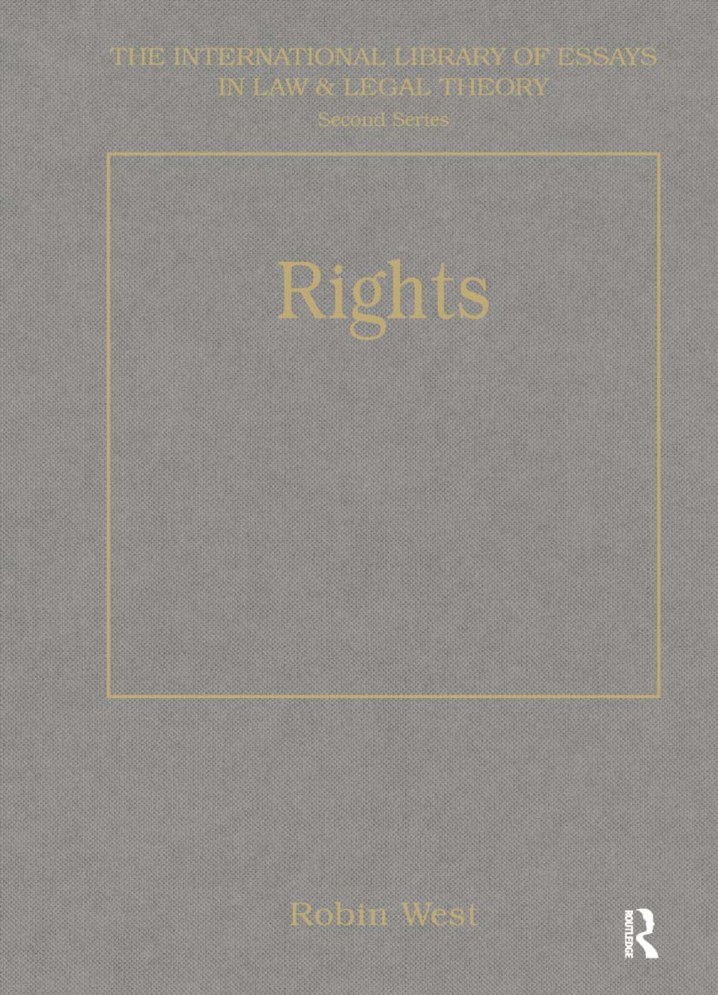 Rights book cover