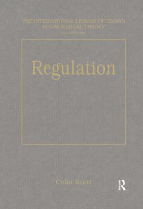 Regulation book cover