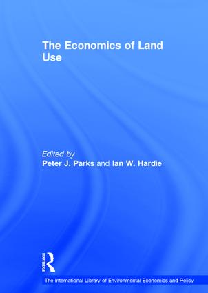 The Economics of Land Use book cover